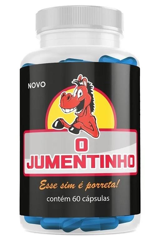 O JUMETINHO PODEROSO ESTIMULANTE 60 CÁPSULAS - PROMOÇÃO  - ACTIONLTDA