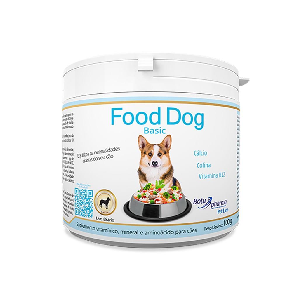 Food Dog Basic