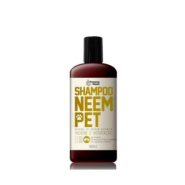 Shampoo Neem Pet 180ml