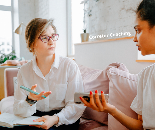 Corretor Coaching  - Clic Saber EAD
