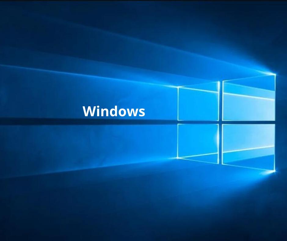 Windows  - Clic Saber EAD