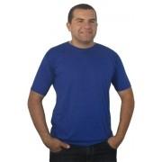 Camiseta Malha PV - Azul Royal