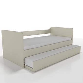 Cama sofá com auxiliarOptimus