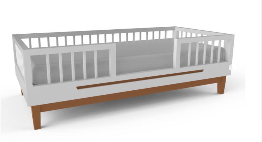 Mini cama otto