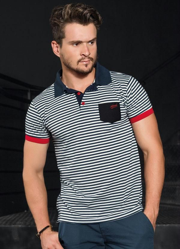 Camisa Polo West