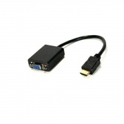 CABO CONVERSOR HDMI PARA VGA COM ÁUDIO
