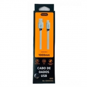 CABO DE DADOS USB V8 BA-CB00045 BASIKE