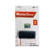 Cartão de Memória 4GB com Adaptador MasterDrive