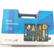 KIT DE FERRAMENTAS LE-990 IT BLUE