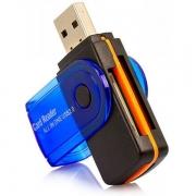 Leitor de Cartão USB