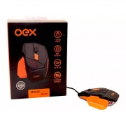 Mouse Gamer Macro 4000Dpi MS305 Oex
