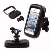 Suporte Smartphone Bicicletas, moto com Case - Sp-c20l - Exbom