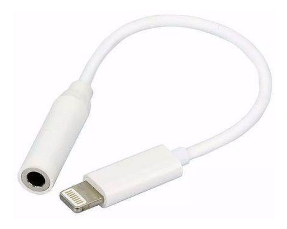 ADAPTADOR IPHONE 7/8/X LIGHTNING PARA P2