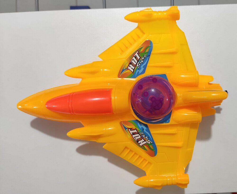 Avião Combate a Corda MT-1268