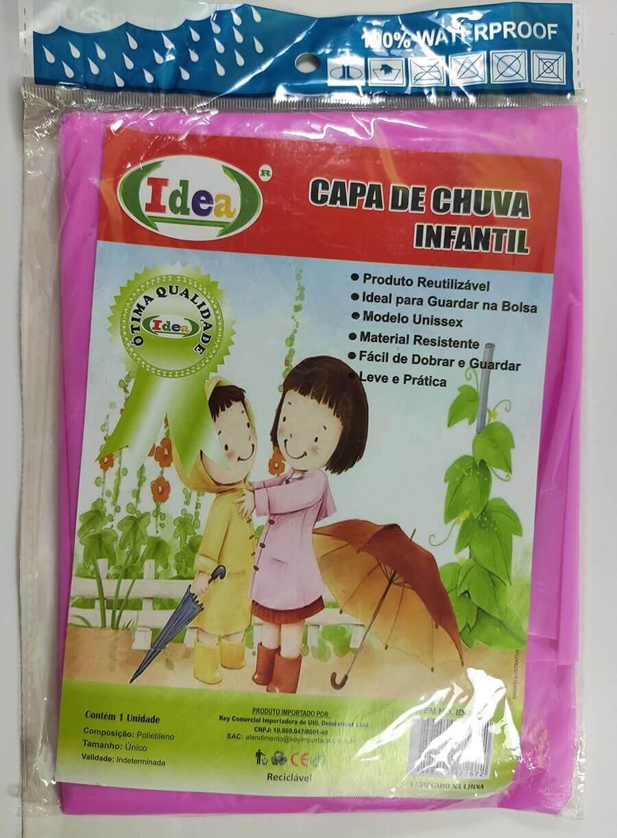 CAPA DE CHUVA INFANTIL ID-7350C