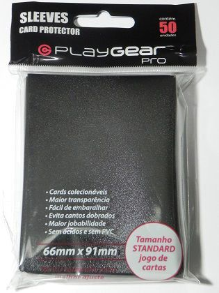 CARD PROTECTOR PLAYGEAR PRO. 50UN