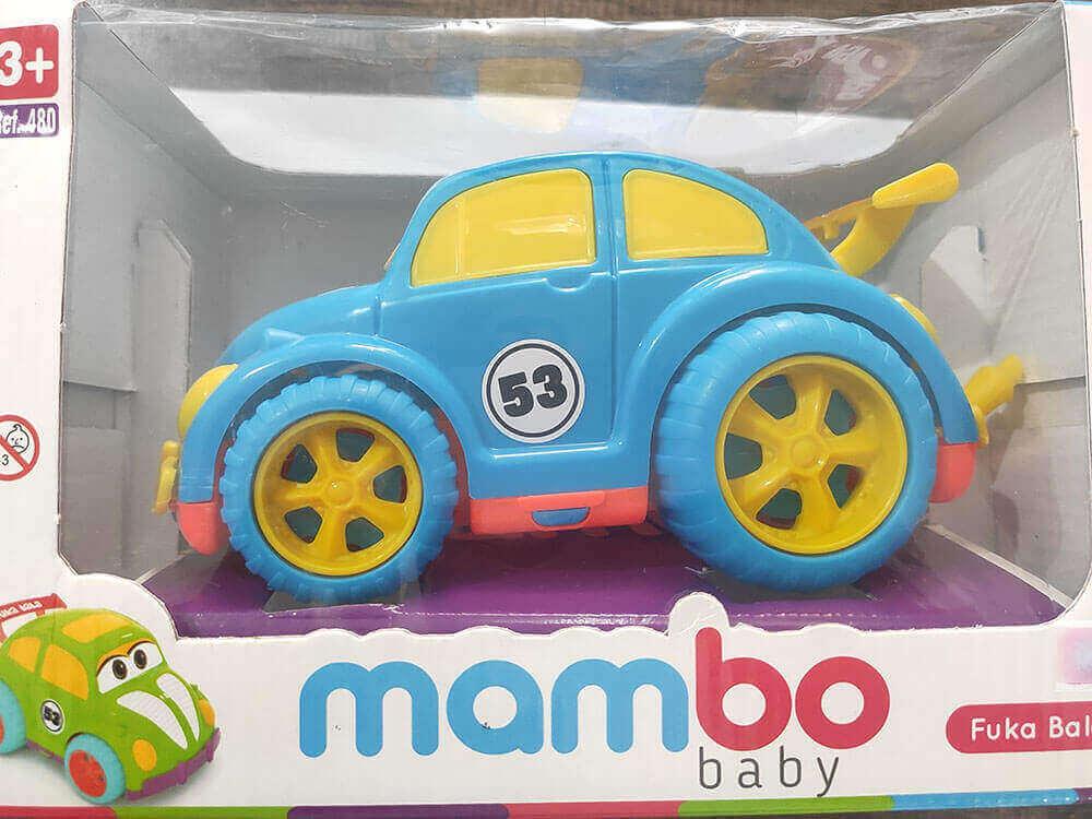 Carro Fuka Bala Baby mambo 480 Bs Toys