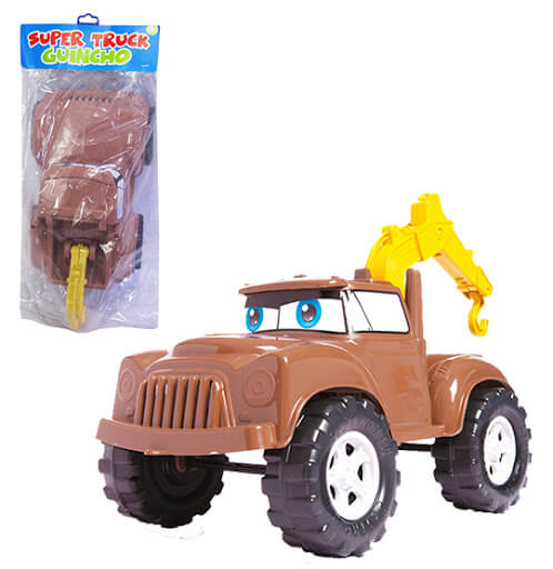Carro Guincho Super Truck BQ7110S