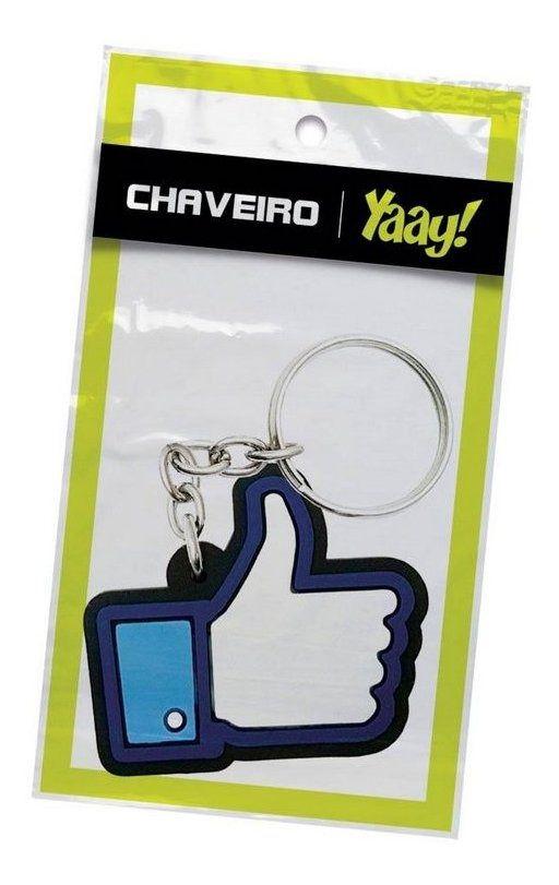 CHAVEIRO CURTIR LIKE YAAY