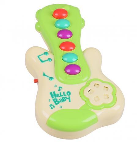 GUITARRA MUSICAL TOK KIDS MT0522