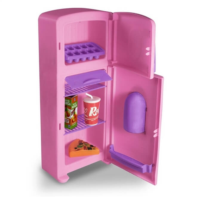 Minha Geladeira Duplex 7813 Zuca Toys