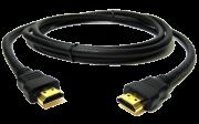 Cabo HDMI 3D 1.4 com 1,8 mts