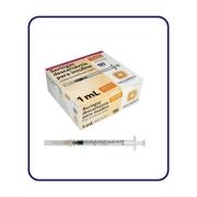Seringa de Insulina 1ml
