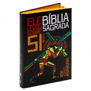 Bíblia Sagrada | Nvi | Capa Dura | Calvário