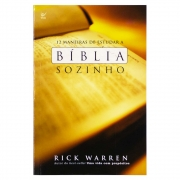 Livro: 12 Maneiras de Estudar a Bíblia Sozinho | Rick Warren
