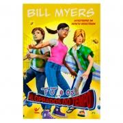 Livro: Tj E Os Aloprados Do Tempo Catástrofes Da Novata Desastrada | Bill Myers