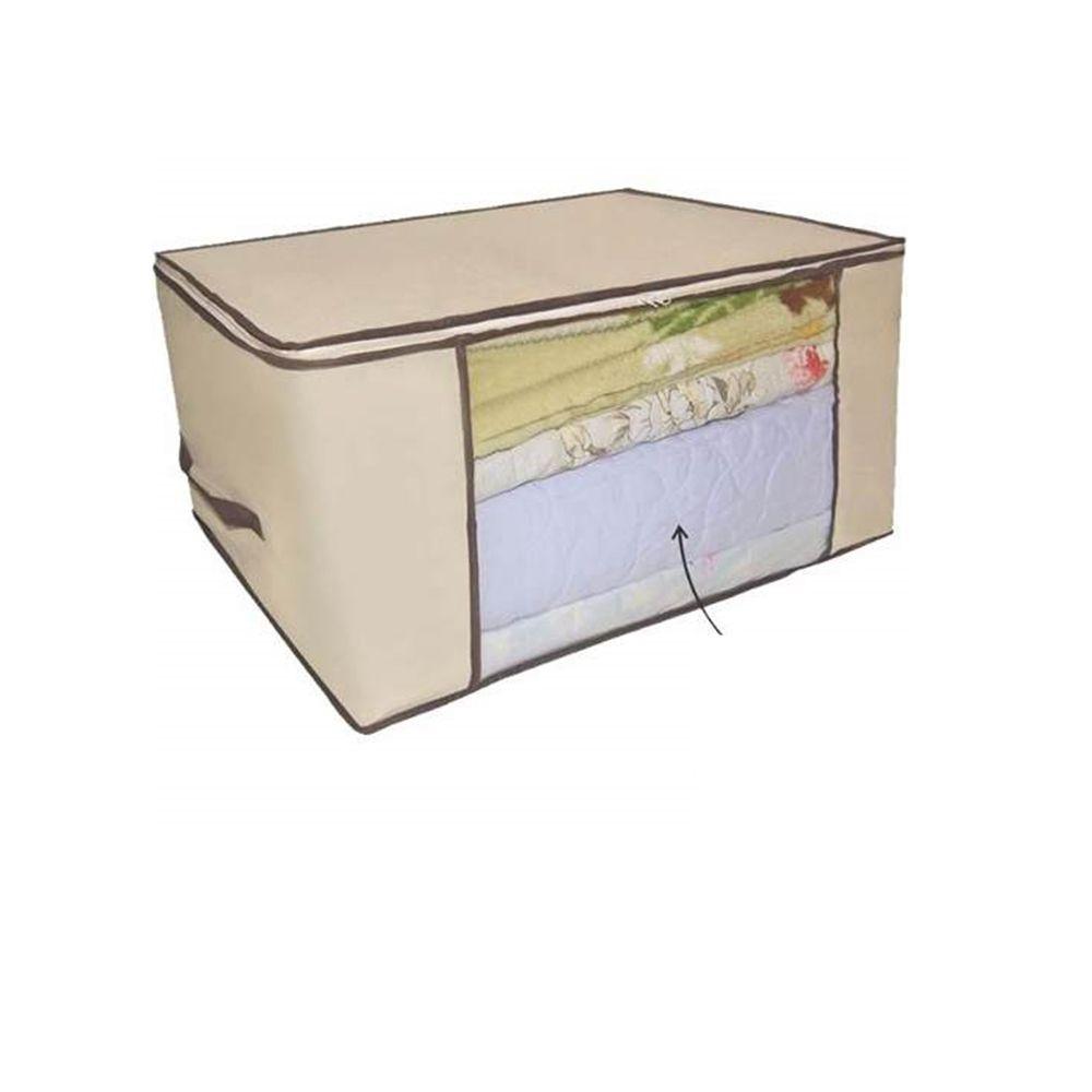 Caixa Organizadora Flexível Visor Armário 45x45x20 . 6571
