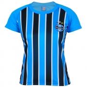 Baby Look Grêmio Tricolor Dry-Fit Licenciada - Original