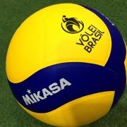 Bola Voleibol Mikasa V330W Padrão FIVB Oficial