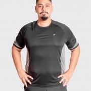 Camiseta Dry-Fit Poker Plus Size Antissuor - Original