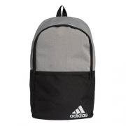 Mochila Adidas Daily Preta com Cinza 20L