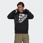 Moletom Adidas Essentials Logo Hoodie - Original