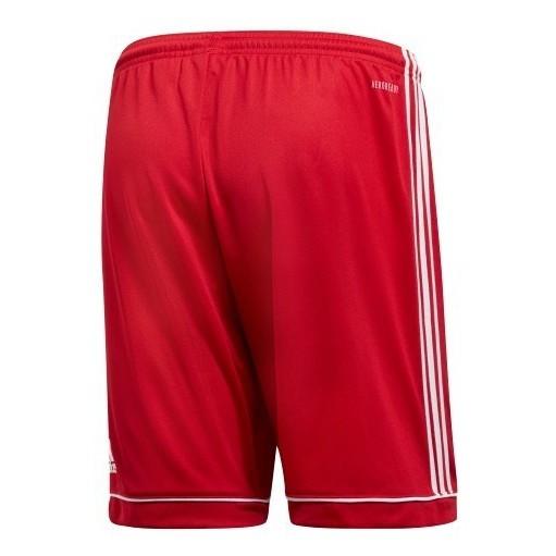 Calção Adidas Futebol Squadra Vermelho