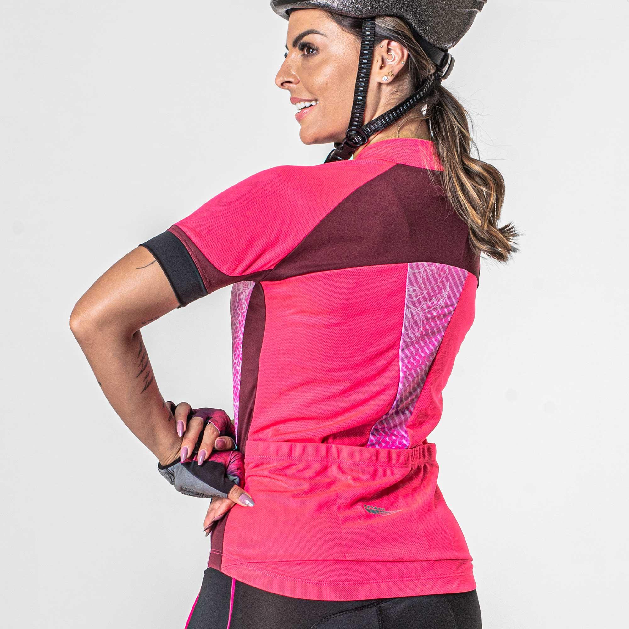 Camisa Ciclista Ziper
