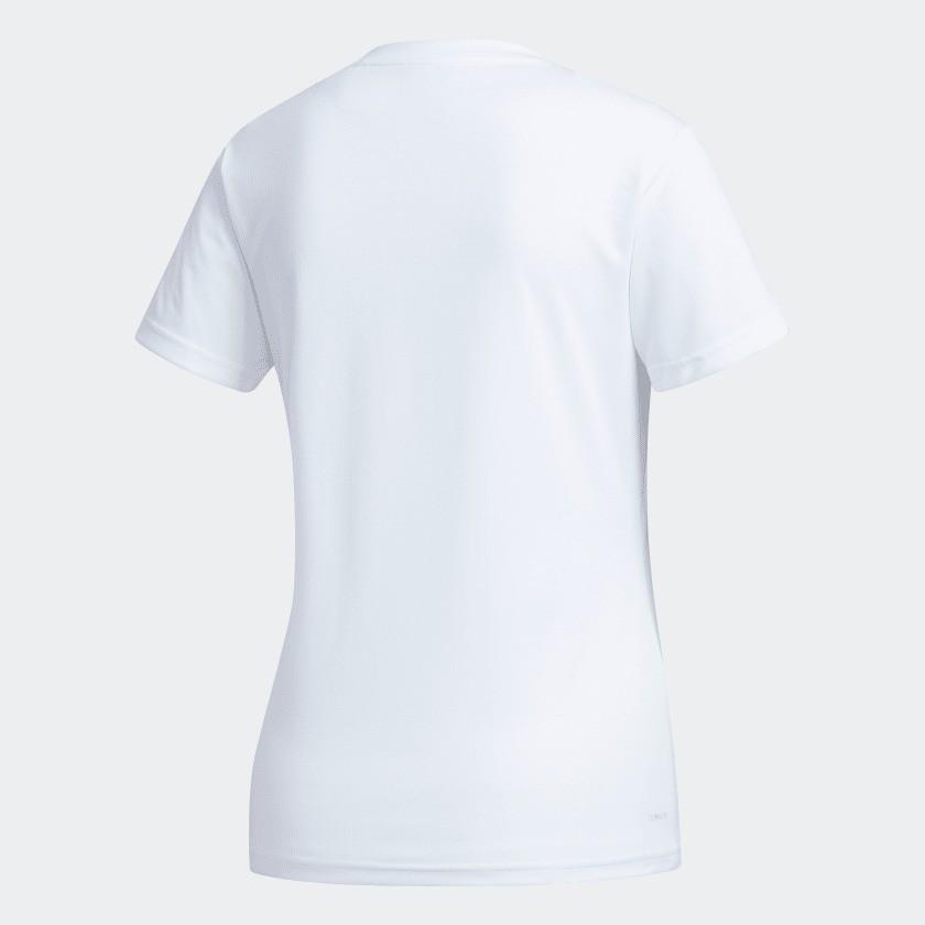 Camiseta adidas Feminina Dry-fit Solid