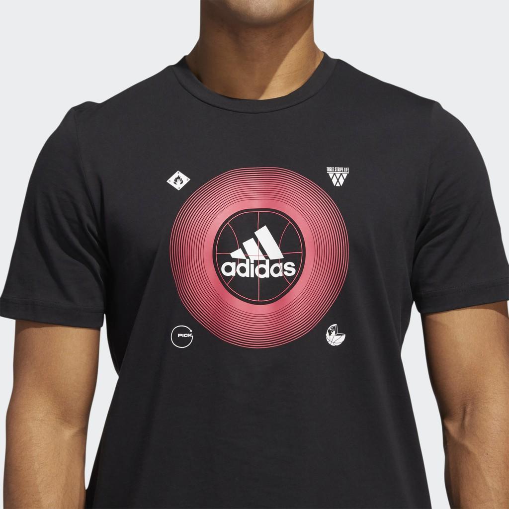 Camiseta Adidas Masculina Boss Inspirada no Basquete