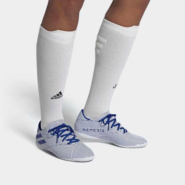 Chuteira Futsal adidas Nemeziz 19.4 In Junior
