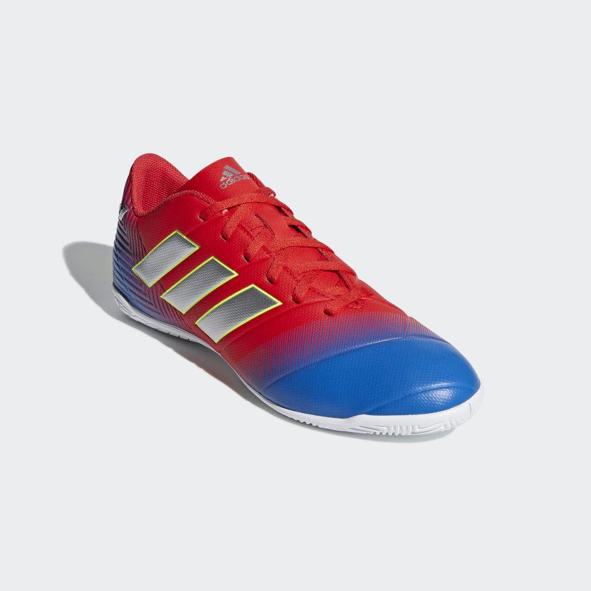 Chuteira Futsal Adidas Nemeziz Messi Tango 18.4
