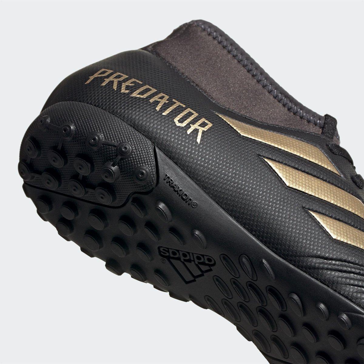 Chuteira Society Botinha Adidas Predator 19.4 S