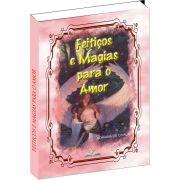 Brinde na compra de 2 livros - Feitiços e magias para o amor