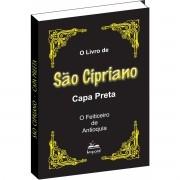 Ebook do Livro de São Cipriano  Capa Preta