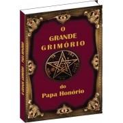 Livro O Grande Grimório do Papa Honório