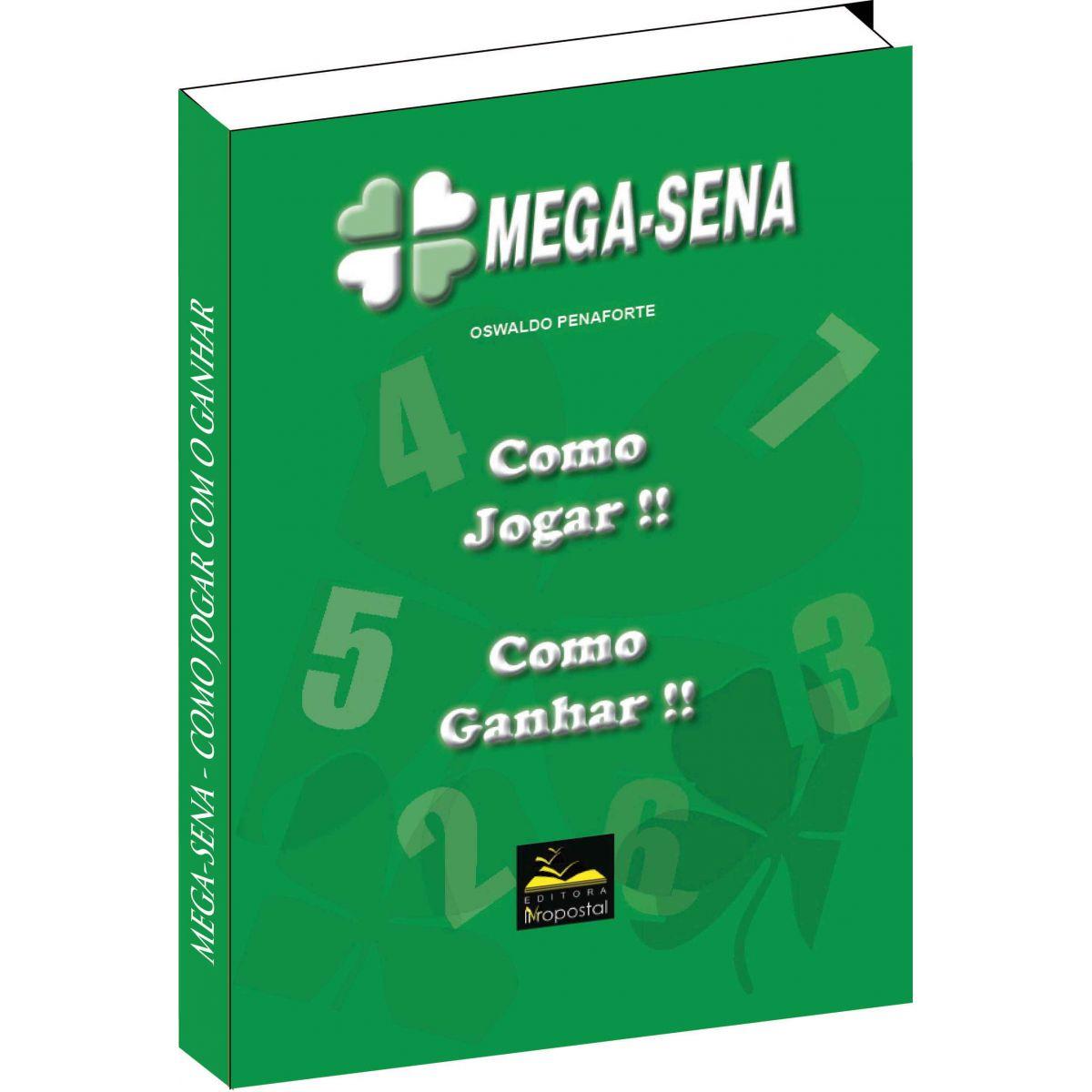 Apostila da Megasena  - Livropostal Editora