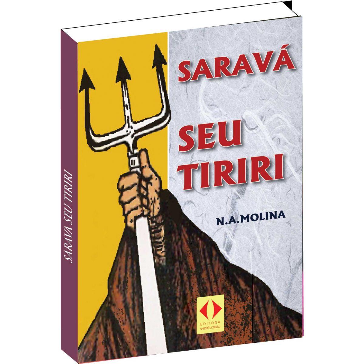 Brinde na compra de 2 livros - Sarava seu Tiriri  - Livropostal Editora