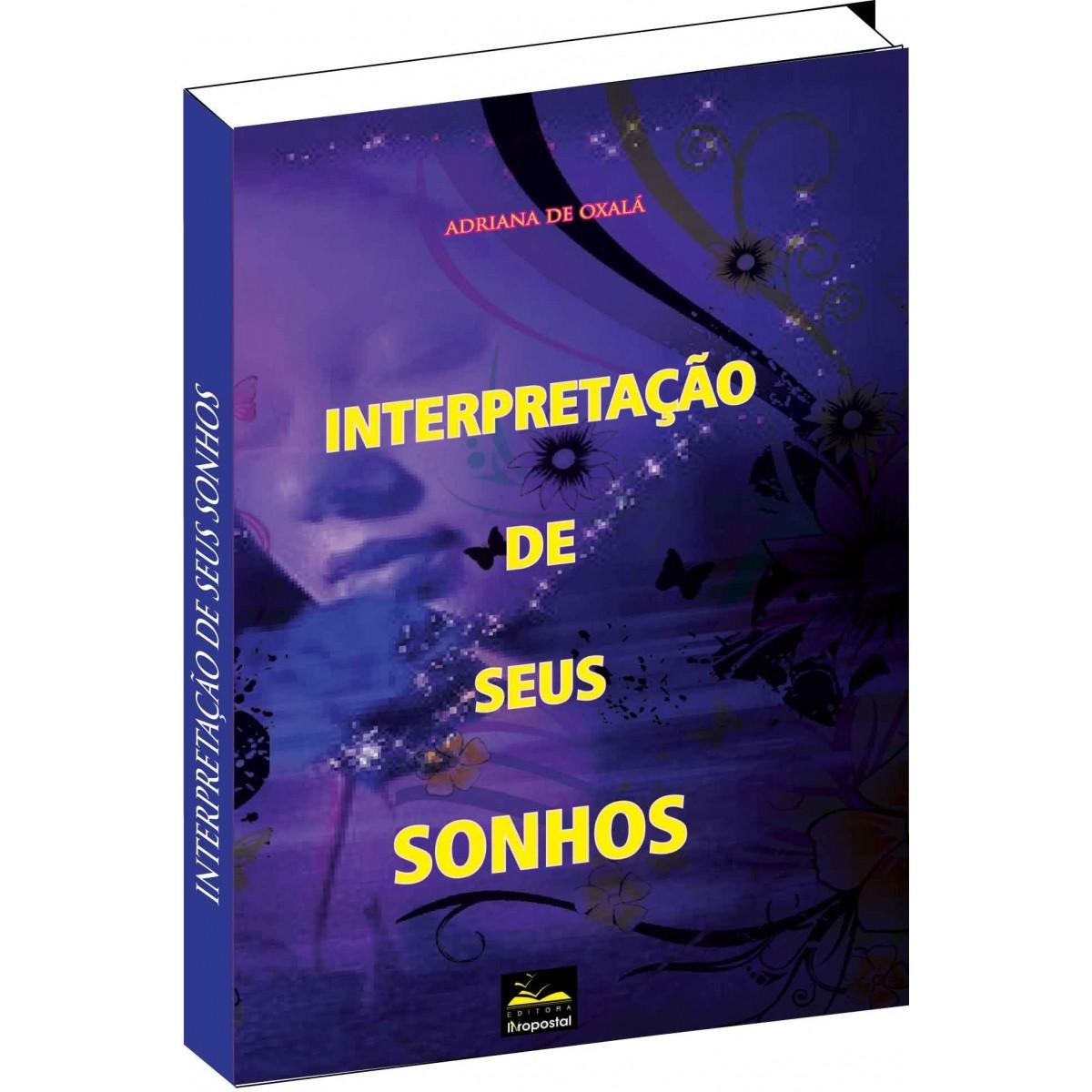 Ebook do Livro de Interpretação de seus Sonhos  - Livropostal Editora