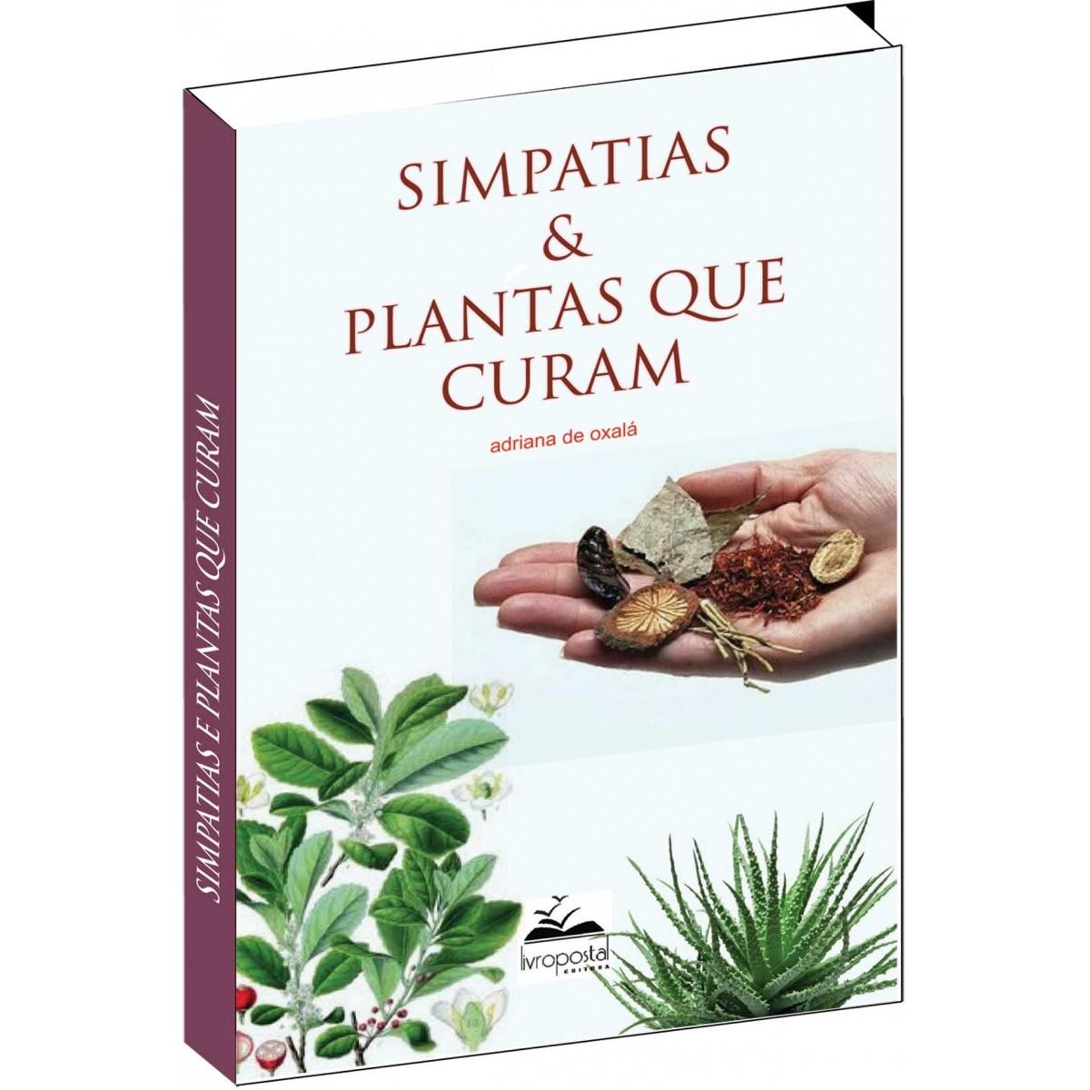 Ebook do Livro de Simpatias e Plantas que Curam  - Livropostal Editora